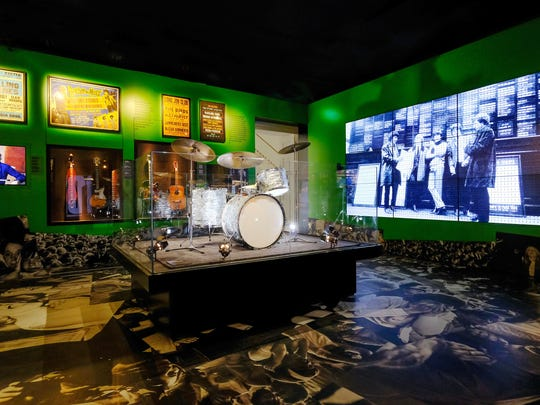 'Exhibitionism' – a multimedia exhibit dedicated to the Rolling Stones' 56-year career – will open at Nashville's Musicians Hall of Fame on Thursday, March 29 and remain there through June.