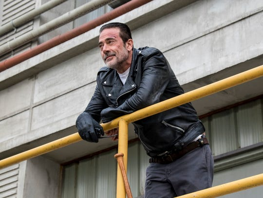 What will happen to Negan (Jeffrey Dean Morgan) in