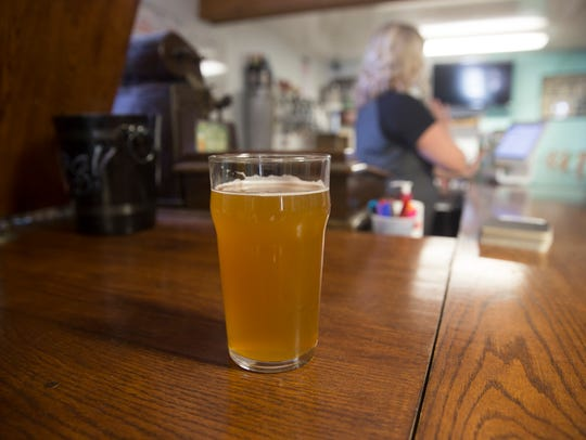When the owners of 550 Brewing learned that they could legally sell beer on Sundays they didn't lose much time doing just that.
