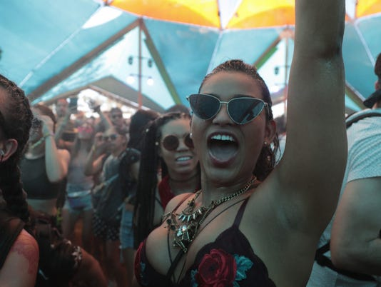 Entertainment: Coachella Valley Music and Arts Festival