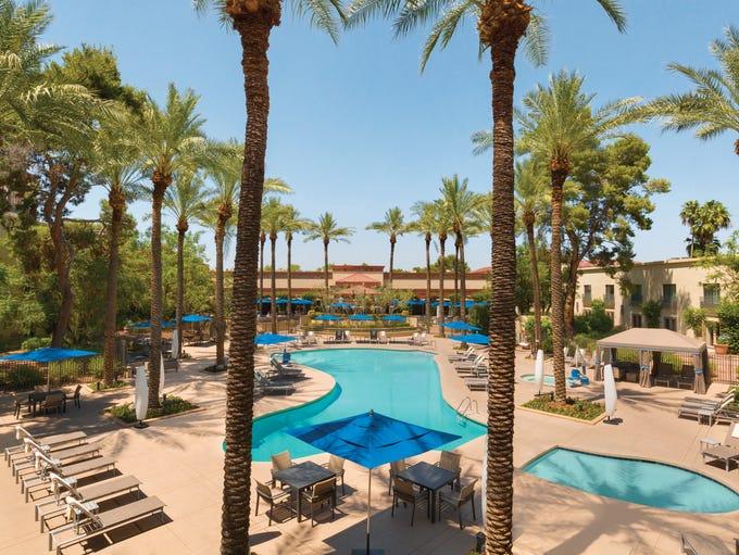 As a AAA Four Diamond Scottsdale resort, the Hilton