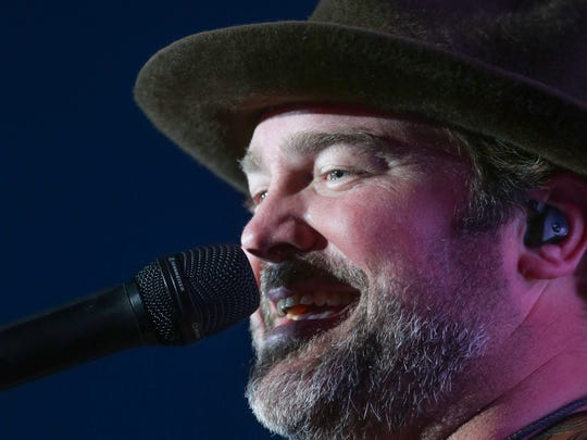 Lee Brice headlines the 11th annual FireFest.