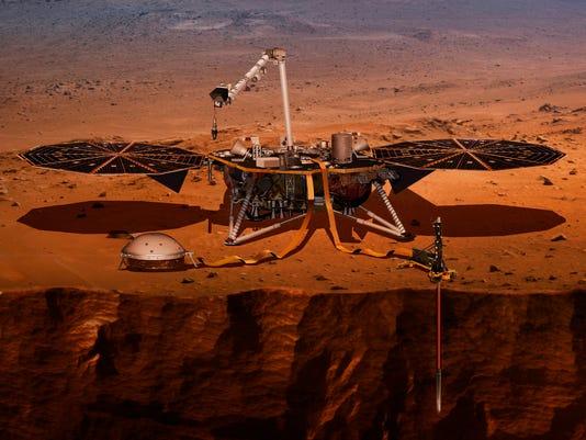 AP SPACE MARS LAUNCH A XSP