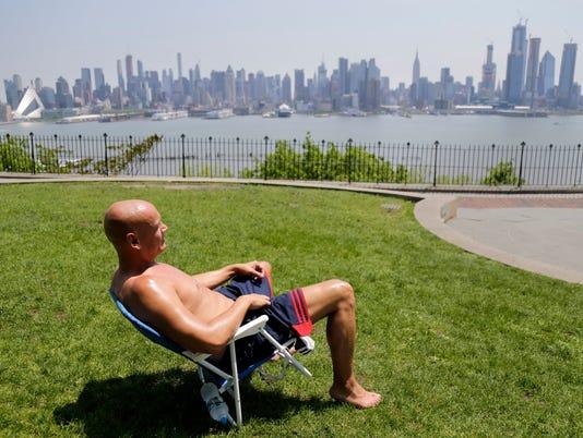 AP RECORD HOT MAY A FILE USA NJ