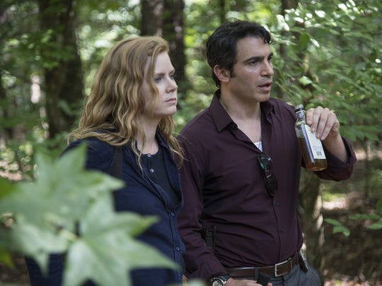 """Amy Adams and Chris Messina in """"Sharp Objects."""""""