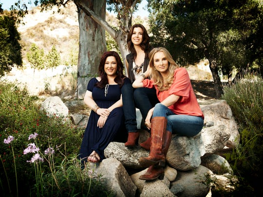 Wilson Phillips will perform in Libbey Bowl on Sunday,