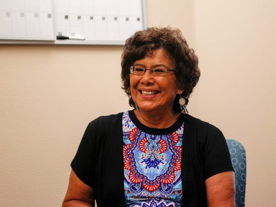 Former Head of School Betty Ojaye will continue to be involved in Navajo Prep programs and maintenance of its facilities.