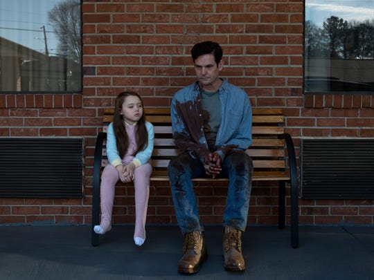 "Violet Mcgraw and Henry Thomas on ""The Haunting of Hill House."""