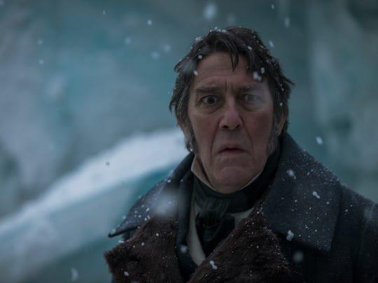 Ciarán Hinds as John Franklin in