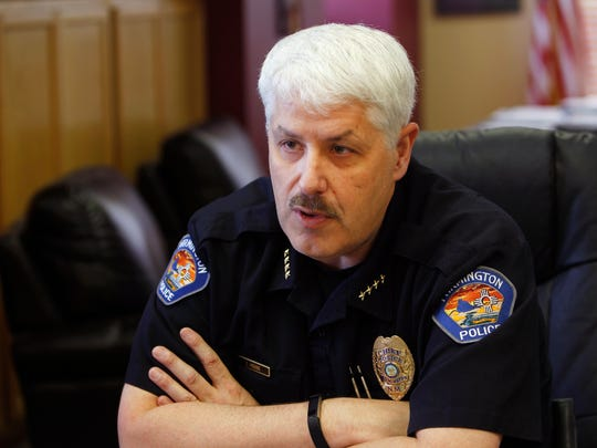 Farmington Police Chief Steve Hebbe is seeking more money for mental health facilities in the state, arguing that a lack of such services for some troubled individuals could lead to a tragic outcome.