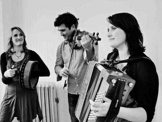 Prince Edward Island group Vishtèn will perform during