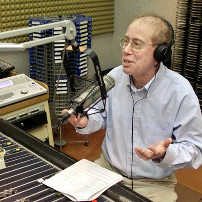 Bob Vizza's career in radio spanned more than 40 years,