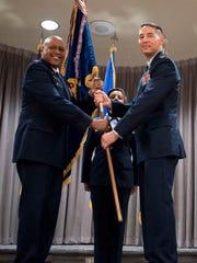 Air University commander, Lt. Gen. Anthony Cotton,