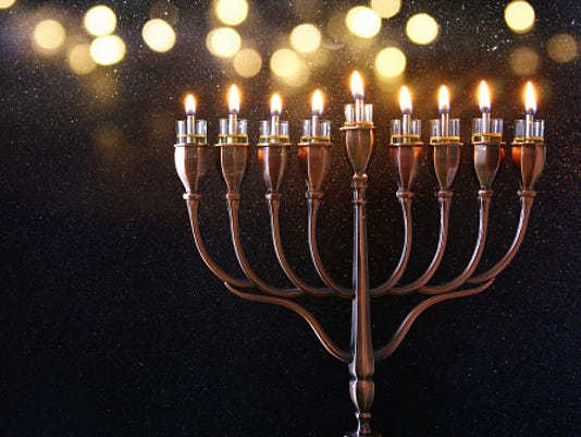 hanukkah 2017 when s the first night how to celebrate and what to eat