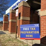 Earn less than $60K? Get your taxes done for free at 48 sites across the Upstate