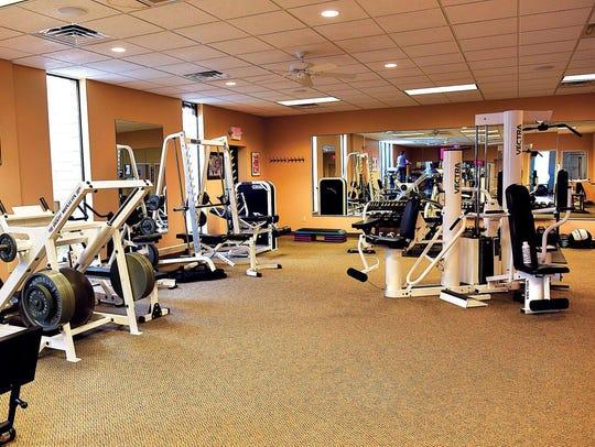 First Class Fitness, Montvale.