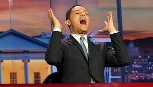 """Comedian Trevor Noah hosts """"The Daily Show with Trevor Noah."""""""