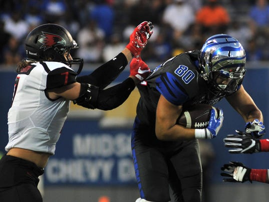 NCAA Football: SE Missouri State at Memphis