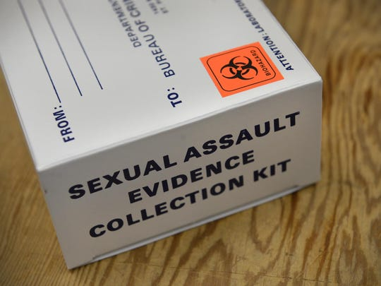 The Stearns County Sheriff's Office deputies carry sexual assault evidence collection kits in their cars in case a medical professional needs it on a case.