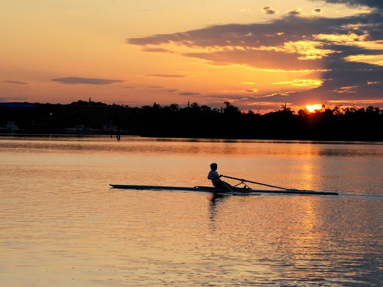 The Treasure Coast Rowing Club will celebrate Learn To Row Day on Saturday.