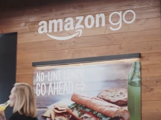 Amazon Go is an experiment in a new way of shopping.