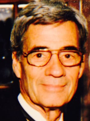 Morris (Morry) E. Arbini dear husband, father, papa, friend, coach and mentor died peacefully in his sleep and went home to be with the Lord on August 17, 2015 in Loveland, Colo.