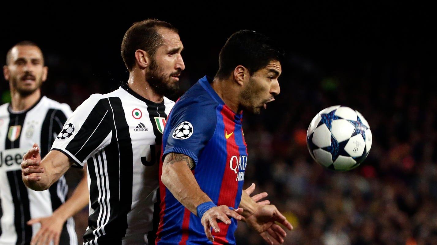 Juventus 39 bbc is better than barcelona 39 s msn - Firefly barcelona ...