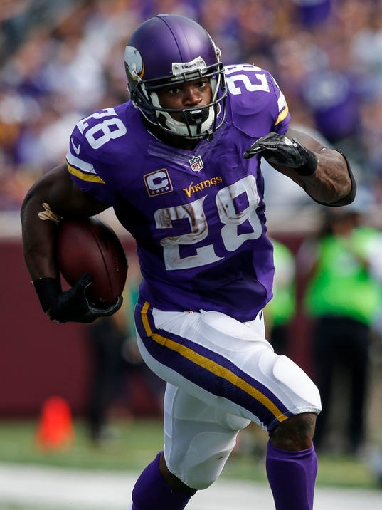 Top 10 nfl free agents in 2017 where does adrian peterson fit voltagebd Image collections