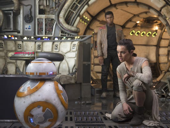J.J. Abrams will be working again with his 'Force Awakens'