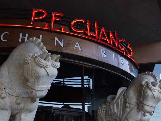 P.F. Chang's China Bistro at the Beverly Center in