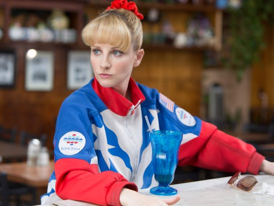 Big Bang Theory star on playing Bernadette, Olympic