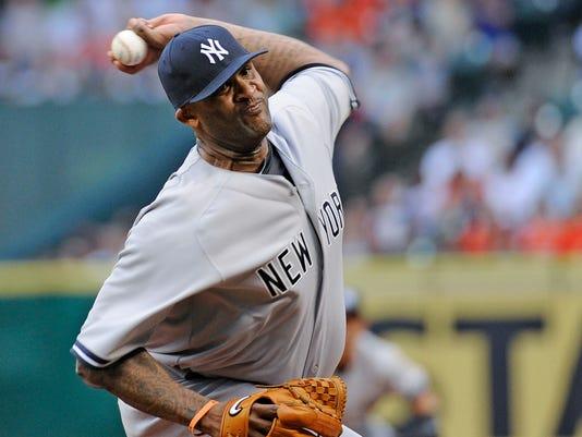 Yankees-Injuries Baseball