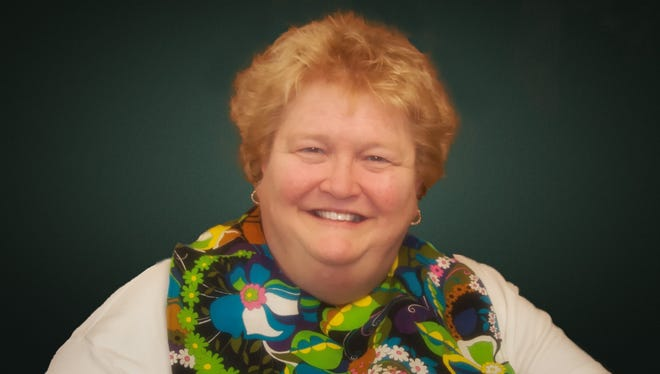 Mary Eisenreich will be remembered during the Allouez Village Band concert on Monday at the Meyer Theatre. Eisenreich, a longtime music teacher who died in January, played clarinet in the band and narrated its concerts.