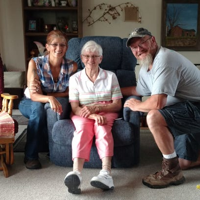 Gull Lake took her ring 63 years ago, family brings it back
