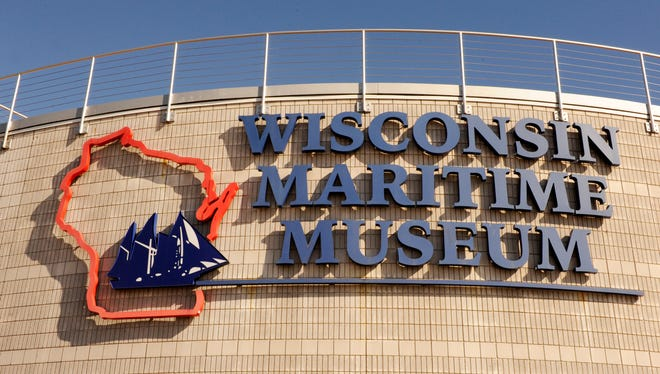 Wisconsin Maritime Museum's deck open to public during event