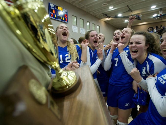 Take a look back at the schools that have won titles in high school girls volleyball in Arizona since 1985, listed in order of championships.