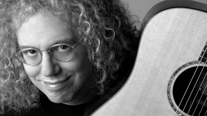 Robin Bullock will perform in concert at the Black Mountain Center for the Arts at 7:30 p.m. Saturday, May 7.