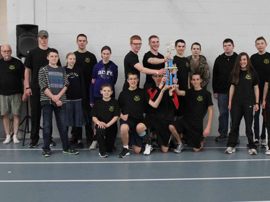 Volleyball at Hollenbeck Hall 3 7 15.jpg