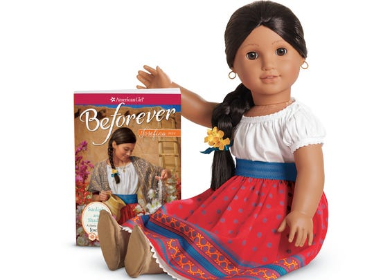 American Girl doll Josefina Montoya