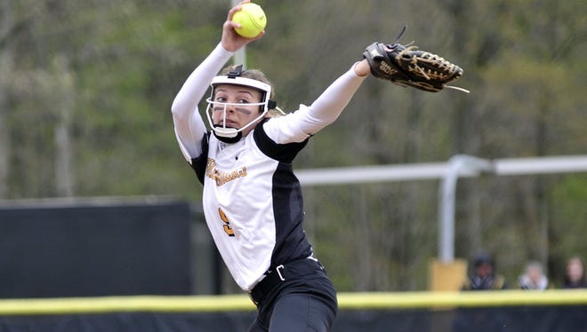 West Milford senior pitcher and four-year starter Paige Masiello returns to the circle a year after leading the Highlanders to a 23-4 record in 2016.