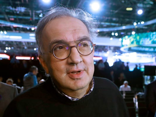 Sergio Marchionne head