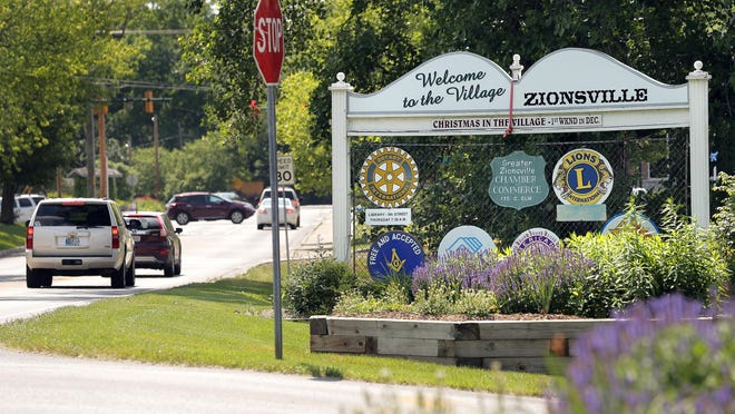 The Supreme Court affirmed Zionsville's merger with Perry Township.