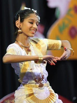Previous festivals have featured dance demonstrations. This year's expanded festival, in downtown Greenville, also will include a traditional Indian wedding procession.