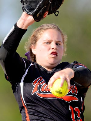 Central York's Rachel Butler has been named first-team all-state.