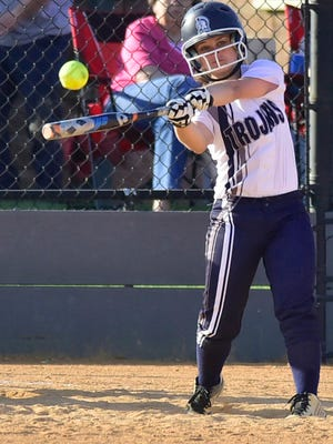 Mackenzie Stake and her Chambersburg softball team hope to make a run at a District 3 title next week.