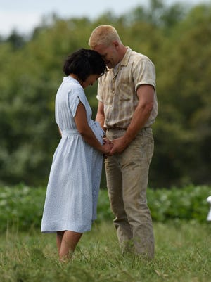 "Ruth Negga and Joel Edgerton star in ""Loving."" The movie is playing at R/C Hanover Movies."