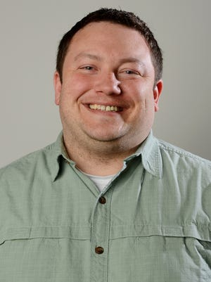 Phil Friend, digital sports producer at the Lansing State Journal.