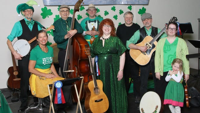 Shamrocks & Shenanigans returns to the Plymouth Arts Center for its 13th year.