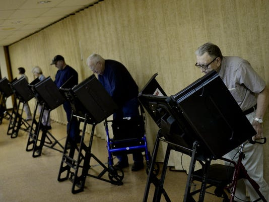 Twenty-one states allow voters to register online — and three others will soon have such laws.
