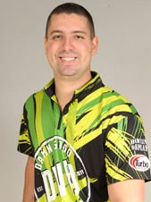 Pro bowler Ryan Ciminelli was recently captain of the 2016 All-America team by Bowlers Journal.